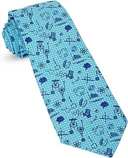 Premium Funny Ties For Men: Mens Woven Conversational Tie Novelty Neckties