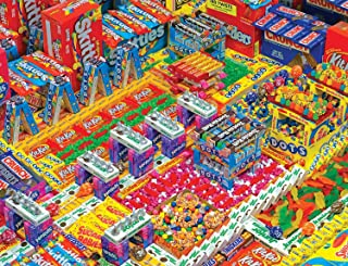 Springbok's 500 Piece Jigsaw Puzzle Candyscape - Made in USA