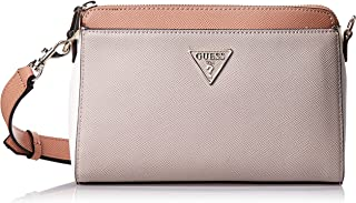 Guess Womens Cross-Body Handbag, Multicolour - NG729114