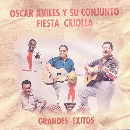 El Trino de Mi Guitarra de Oscar Aviles y Su Conjunto Fiesta ...