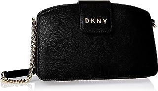 DKNY Women's Crossbody, Black/Gold - R93ESD80