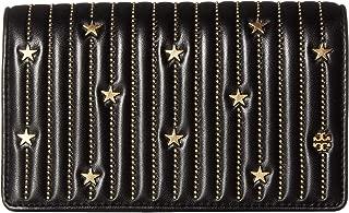 Fleming Ladies Small Black Leather Crossbody Bag 51180-001