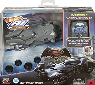 Hot Wheels AI Racing Batmobile Car Body & Cartridge Kit