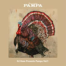Best dj koze presents pampa vol 1 Reviews
