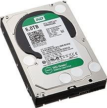 WD Green 6TB 3.5-Inch SATA 6.0Gb/s IntelliPower 64MB Cache Hard Drive (WD60EZRX)