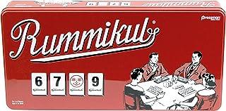 Rummikub in Retro Tin - The Original Rummy Tile Game by Pressman