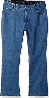 Women's Plus Size Stretch No Gap Waist Bootcut Jean