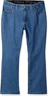 Women's Plus Size Stretch No Gap Waist Bootcut Jean