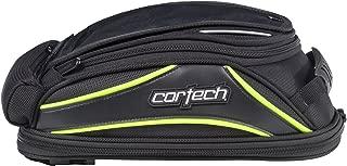 Cortech 8230-0513-10 Black/Hi-Viz One Size Super 2.0 10L Tank Bag