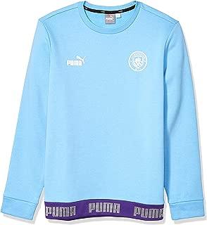 PUMA Men's Manchester City Football Culture Sweatshirt 2019-20