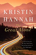Cover image of The Great Alone by Kristin Hannah