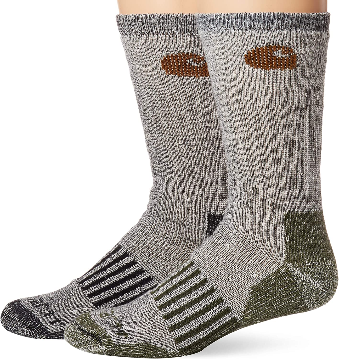Carhartt Men's A118-4 Cold Weather Wool o Socks Blend Sales for sale Reservation Pack Crew