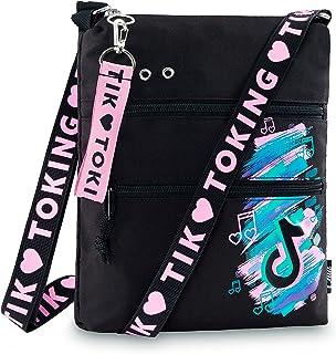 TikTok tas, schoudertas, kleine handtas, voor jongeren, meisjes, dames