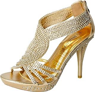 Fabulous Delicacy-07 Open Toe Platform Sandals for Women