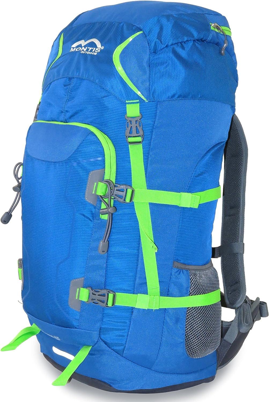 MONTIS AIRSCAPE 36 45, Travel- Wander- Trekking- u. Tourenrucksack, 36L   45L