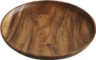 Premier Housewares Plato, Madera de Acacia, marrón, 3 x 31