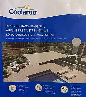 Best patio shade sails coolaroo Reviews