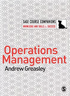 Operations Management (SAGE Course Companions series)