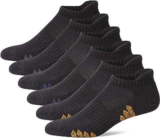 u&i Men's Performance Cushion Cotton Low Cut Ankle...