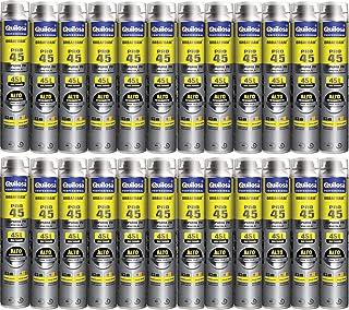 24 Mousses expansives Poliuretano Pro 45 750 ml para pistola – Calidad profesional