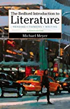The Bedford Introduction to Literature: Reading, Thinking, and Writing