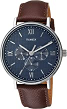 watch strap blue leather