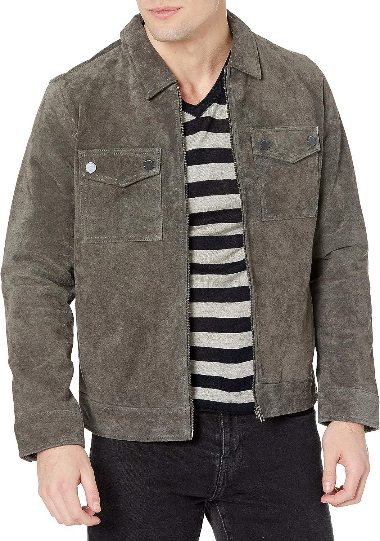 [BLANKNYC] mens Military Coat