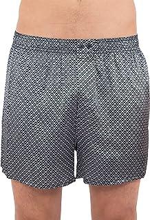 Stretch Silk Boxer Shorts