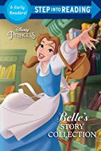 Belle's Story Collection (Disney Beauty and the Beast) (Step into Reading)