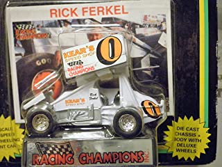 Sprint Car Rick Ferkel World of Outlaws Series 1:64 scale die-cast Racer by Racing Champions