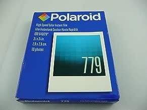 Polaroid 779 Professional Film, High Speed