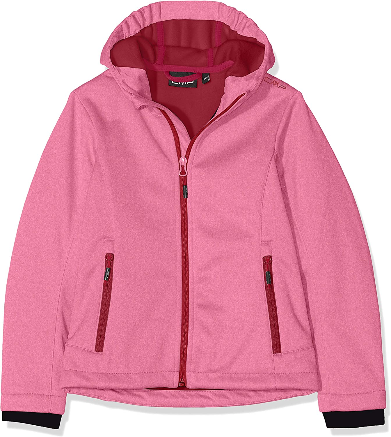 CMP Melange Softshell Jacket With Climaprotect Technology Chaqueta Chica