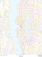 Best map of seattle by zip code Reviews