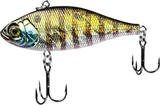 Lunkerhunt LHFL02 Fillet Series Sun Perch Style Fishing Lure