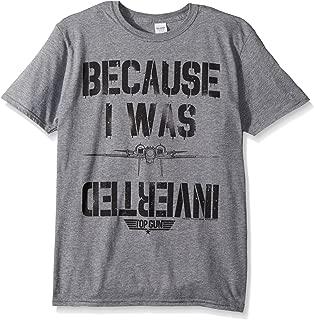 American Classics Top Gun Inverted Adult Short Sleeve T-Shirt