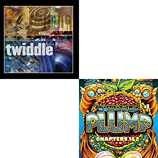 Twiddle: 3 Studio Albums CD Collection (Plump Chapter 1 & 2 / The Natural Evolution of Consciousness)