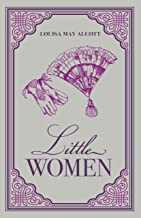 Little Women Louisa May Alcott Classic Novel (Love, Family and Transition to Womanhood, Required Literature), Ribbon Page ...