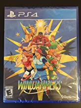 Limited Run #92 Windjammers Collector's Edition PS4 Exclusive Cover Region Free