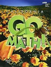 Houghton Mifflin Harcourt Go Math!: Student Edition Grade 5 2015