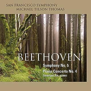 Beethoven: Symphony No. 5 and Piano Concerto No. 4