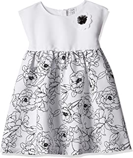 OVS Girl's 191DRS041-230 DRESS, (Brilliant 2849), Size 6-7