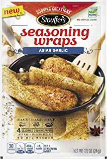 Stouffers Seasoning Wraps Asian Garlic, 0.85 oz
