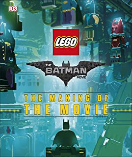 The LEGO Batman movie. The making of the