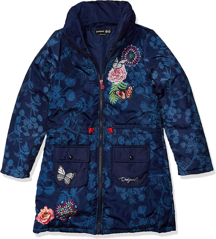 Desigual Girls' Coat Pera