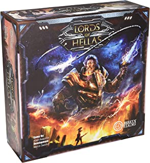 Awaken Realms Lords of Hellas Board Game