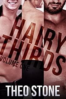 Hairy Thirds (Gay Bear/Chaser Erotica) (English Edition)