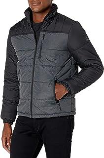 Men's Flex Quilted Puffer Jacket