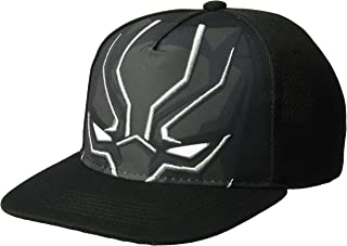 Men's Black Panther Baseball Cap