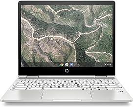 HP Chromebook X360 12-Inch HD+ Touchscreen Laptop, Intel Celeron N4000, 4. GB SDRAM, 32 GB eMMC, Chrome (12b-ca0010nr, Cer...