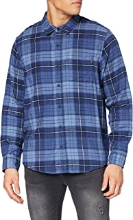 Hurley M Portland Flannel LS Shirt Uomo